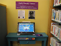 Early Literacy Station