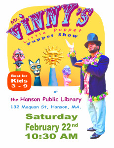 Mr. Vinny's Puppet Show
