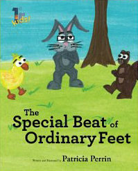 The Special Beat of Ordinary Feet by Patricia Perrin