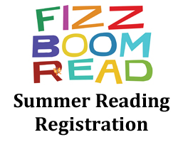 Summer Reading Sign Up Form
