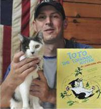 Toto the Tornado Kitten