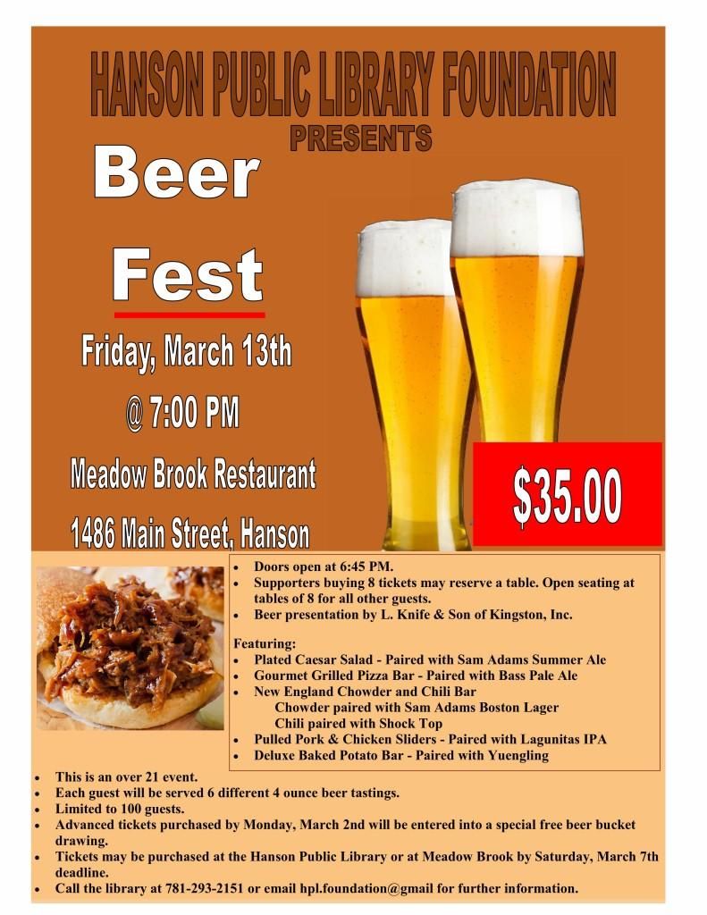 Beer Fest 2015