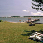 Boston Harbor Islands Grape Island