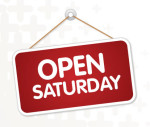 Open Saturdays summer 2015