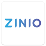 Zinio digital magazines app
