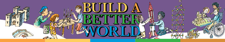 Build a Better World - Summer Reading 2017