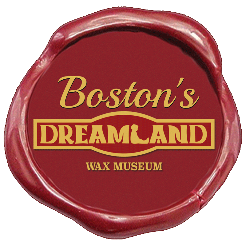 Dream Land Wax Museum Logo