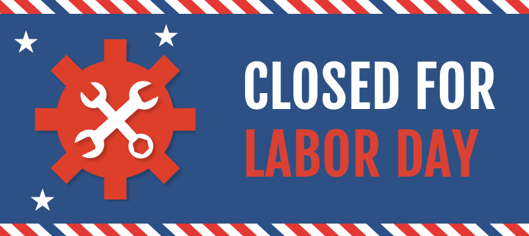 Closed for Labor Day | Hanson Public Library