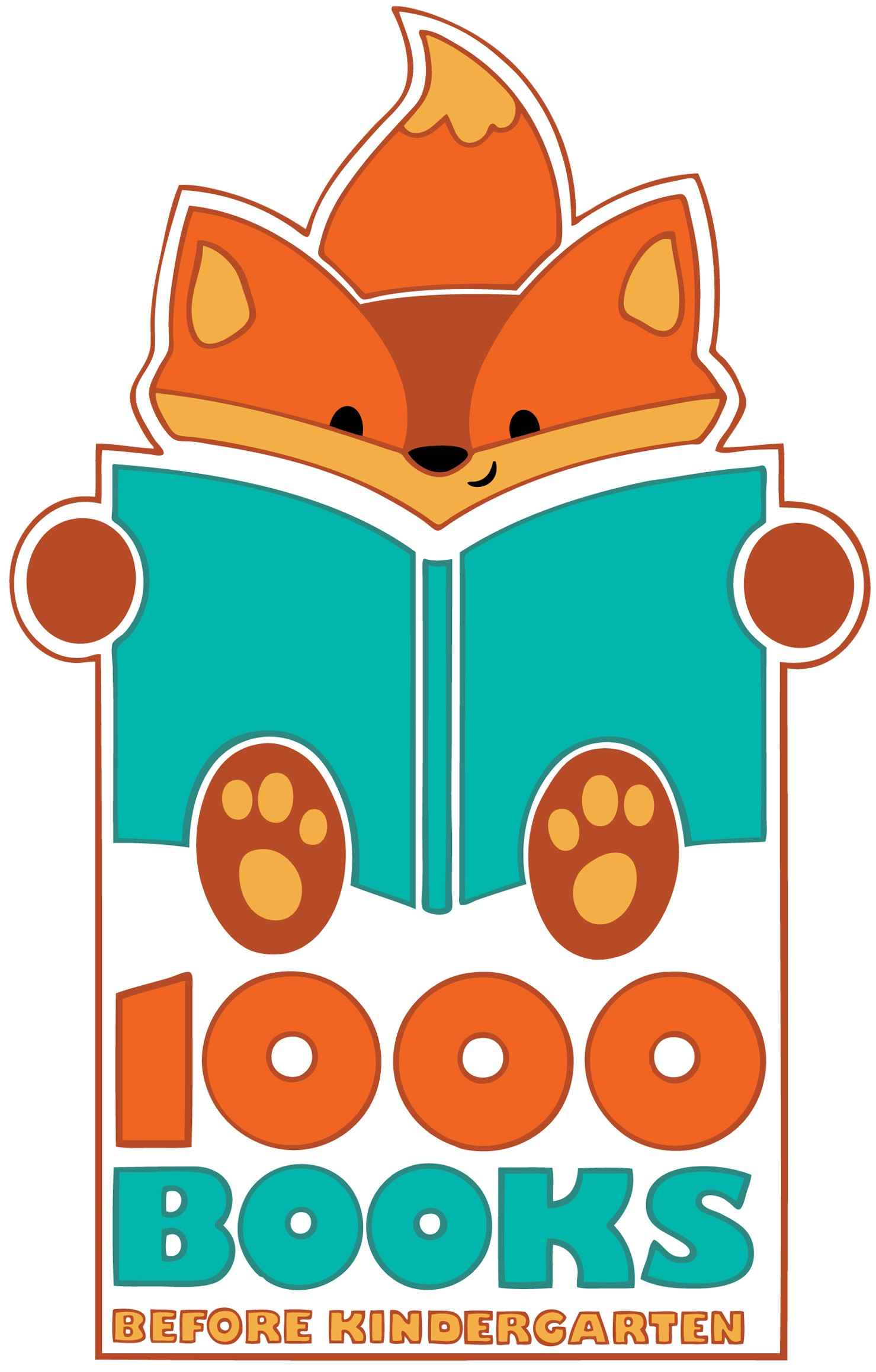 1000 Books Before Kindergarten