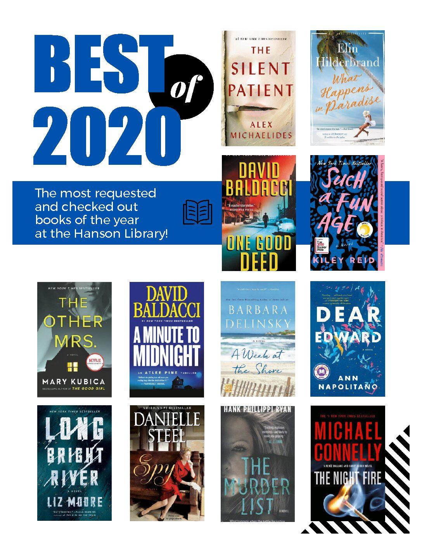 Most Popular Titles 2020 Hanson