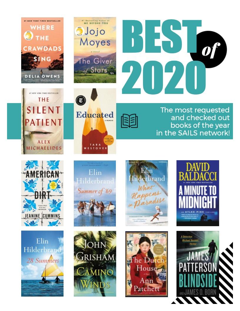 Most Popular Titles 2020 SAILS-1