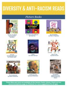 Anti-Racism Reads Picture Books-1