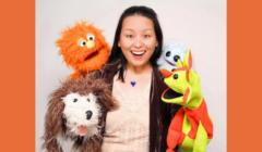 Leigh Baltzer Virtual Puppet Storytime