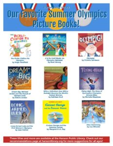 Our Favorite Summer Olympic Picture Books-1